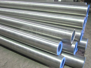 Polished Seamless Steel Pipes